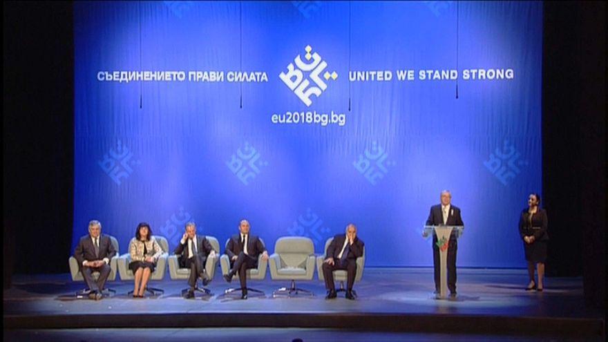 Bulgaria takes over the EU's rotating six-month presidency