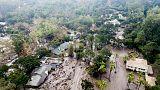 17 muertos, 28 heridos y 8 desaparecidos tras las riadas en California