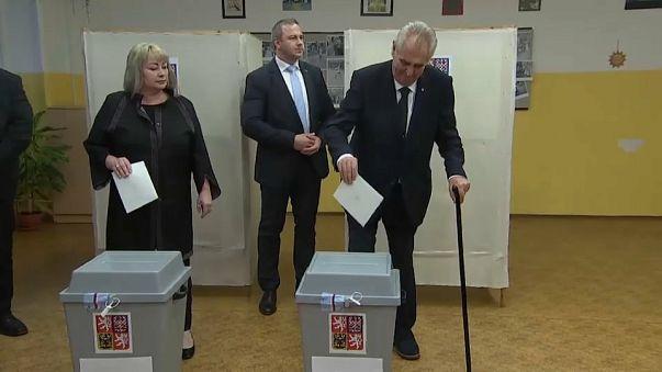 Milos Zeman sem reeleição garantida