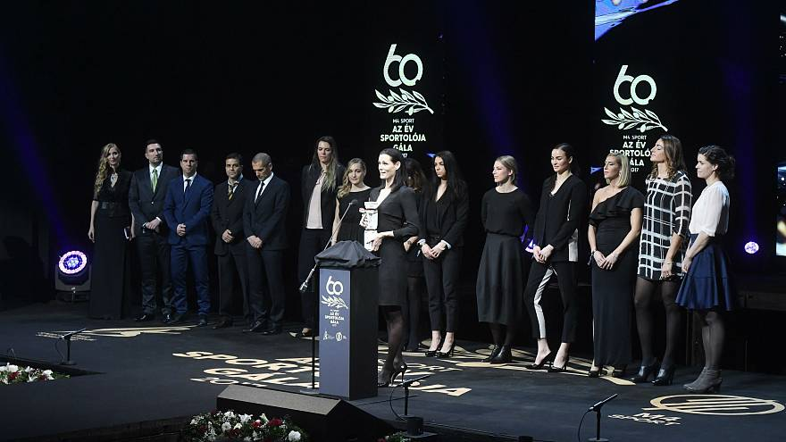 Ők az év sportolói Magyarországon