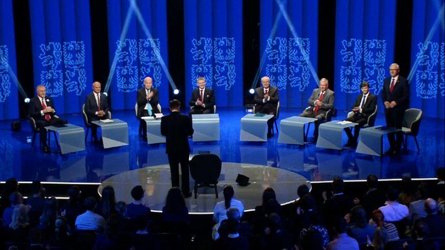 Election : le président sortant favori dans les sondages