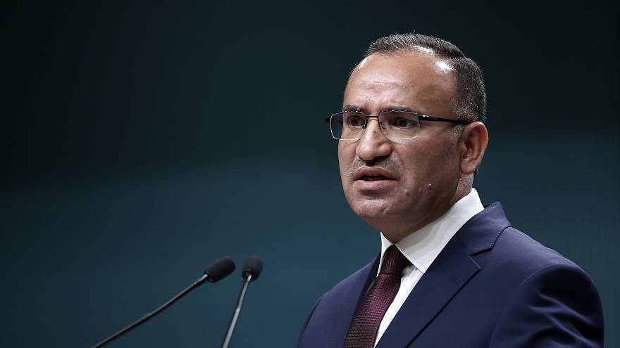 Bozdağ: AYM Altan ve Alpay kararıyla sınırı aştı