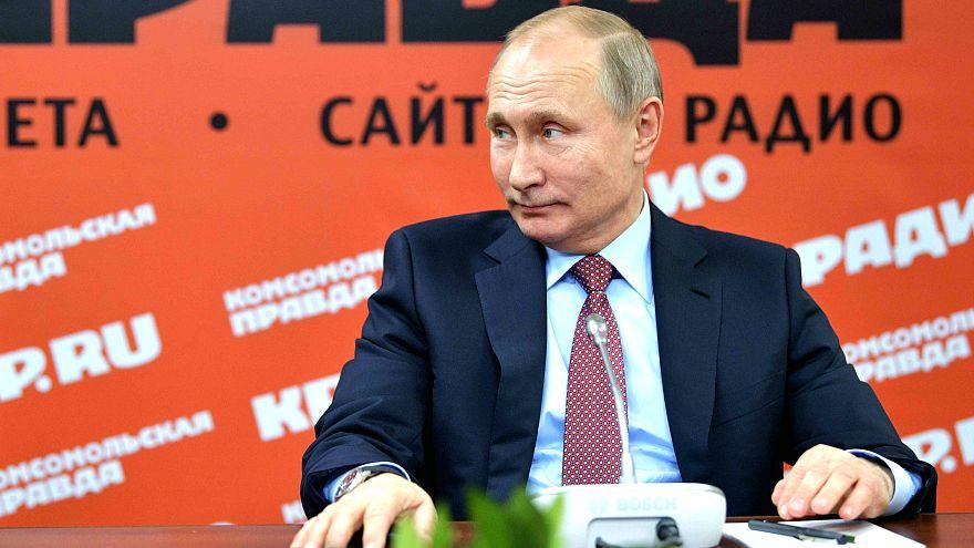 Putin: Saldırıların Türkiye ile bağlantısı yok