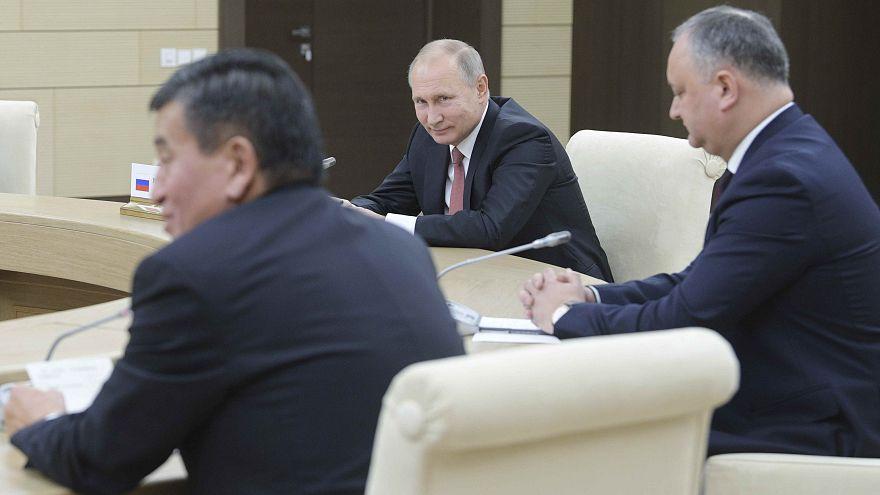 """La """"propagande russe"""" bannie des chaînes de télévision"""