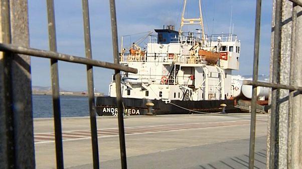 «Fahrende Bombe» von Kreta sollte Sprengstoff nach Libyen bringen