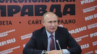 Putin nega interferência nas Legislativas italianas