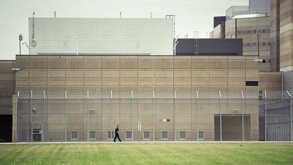 Un centre de détention