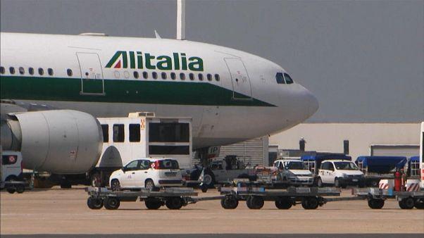 Lufthansa quer cortes na Alitalia antes da aquisição
