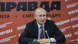 Putin: Keine Einmischung in italienische Wahlen