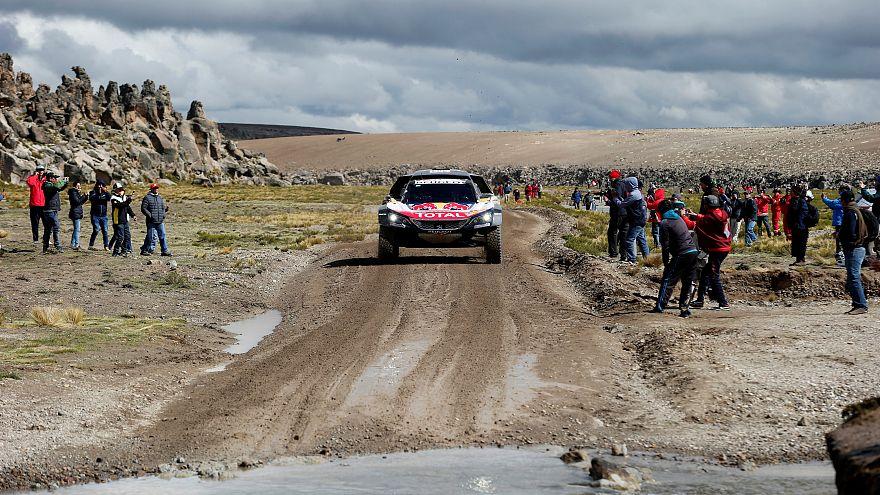 Dakar-2018 : doublé de Peugeot lors de la 6e étape
