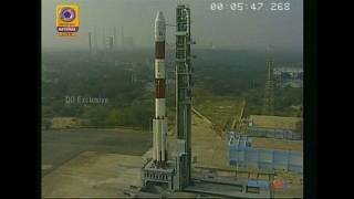 Índia coloca 100º satélite em órbita