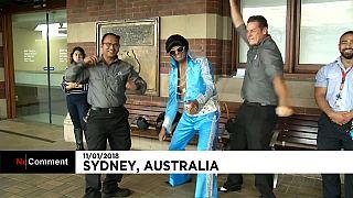 Des Elvis par milliers en Australie