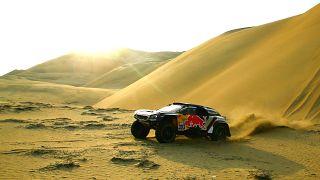 Dakar Rallisi'ne 'El Matador' damgası