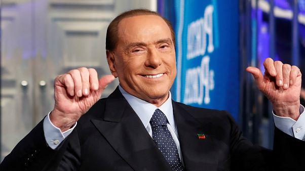 """Berlusconi sobre el acoso machista: """"Siempre son las mujeres las que intentan seducirme"""""""