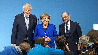 ХДС-ХСС и СДПГ достигли принципиального соглашения