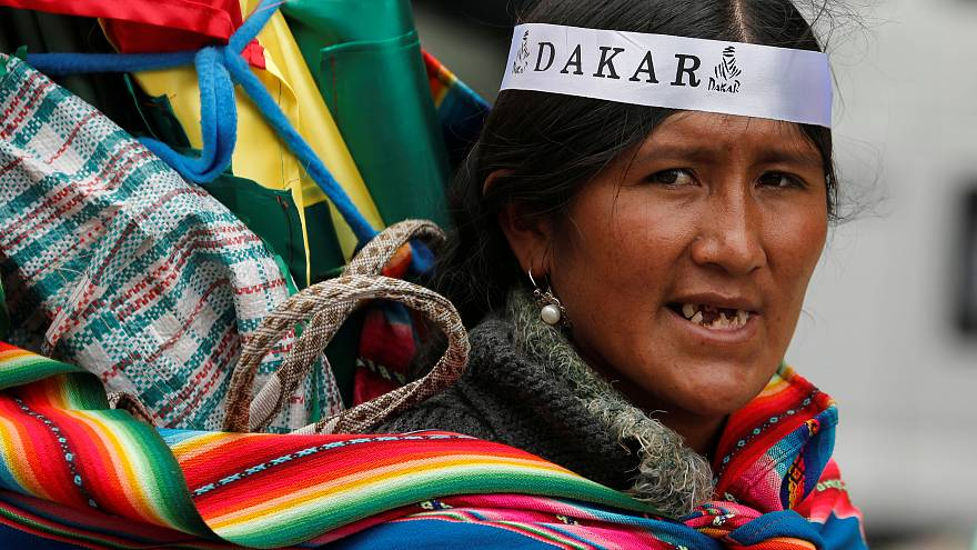 """""""Krankenhäuser statt Dakar"""""""