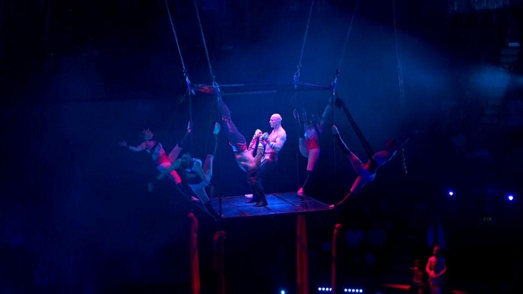 Международный цирковой фестиваль в Будапеште