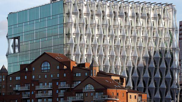 السفارة الأميركية الجديدة في لندن