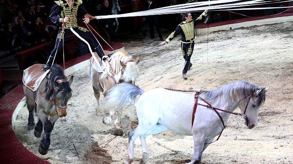 Φεστιβάλ Τσίρκου με κριτή τον γιο του Τσάρλι Τσάπλιν