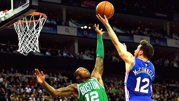 Celtics'ten Sixers karşısında inanılmaz geri dönüş