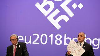 Juncker: 'Bulgaristan doğru yönde ilerliyor'