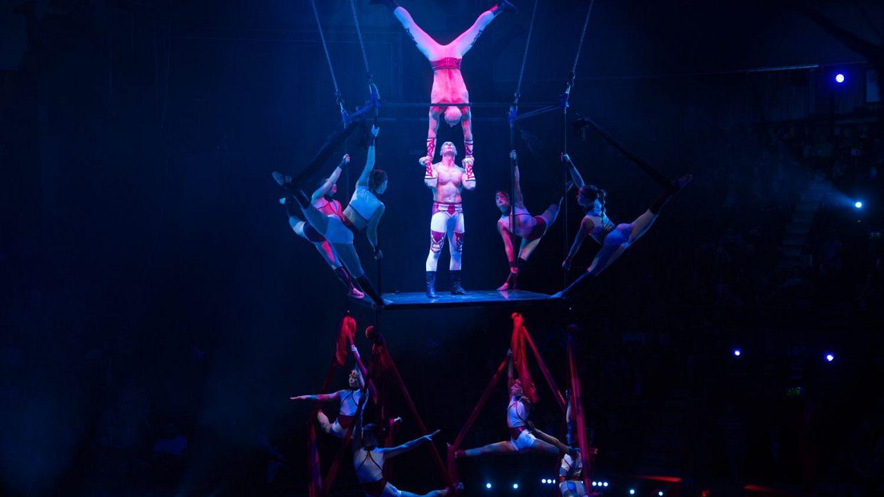 Budapeste acolhe circo dos quatro cantos do mundo