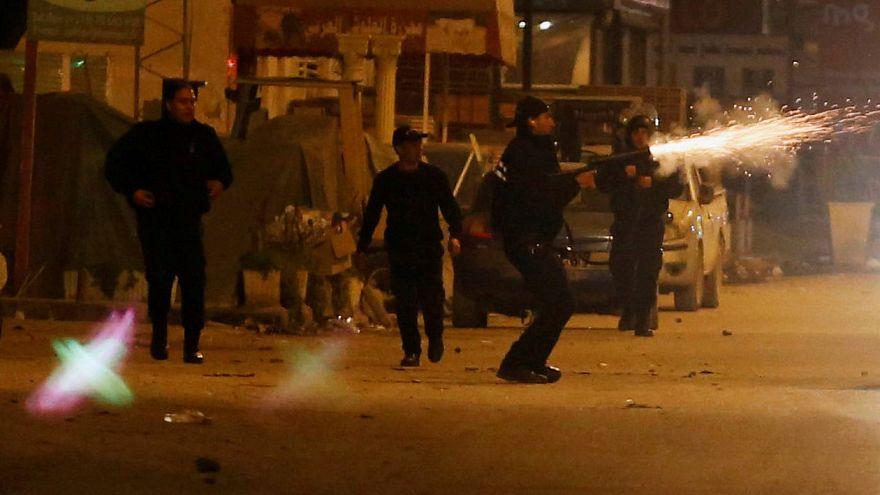 Témoignage d'un résident de Tunis sur les troubles