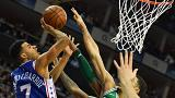 NBA: Boston Celtics gewinnen in London