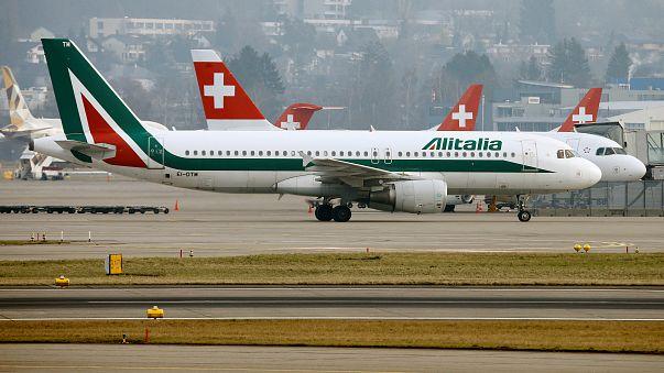 Alitalia : la lettre du PDG de Lufthansa