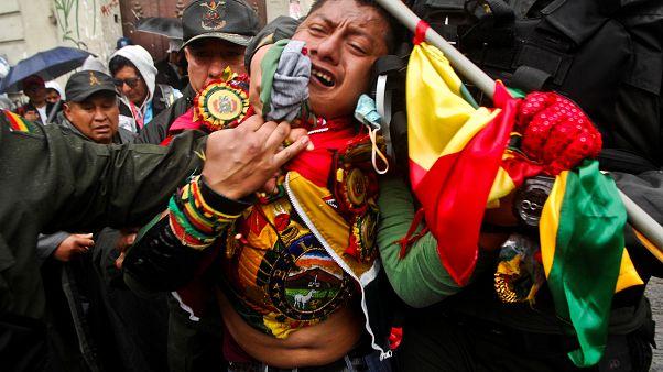 Bolívia recebe Rali Dakar com protestos e manifestações