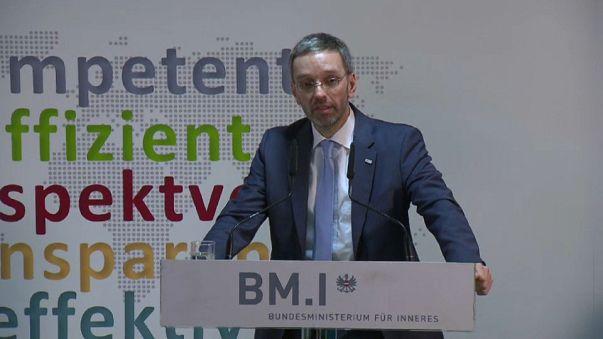 La palabra con ecos nazis de un ministro de extrema derecha austríaco que disparó la polémica