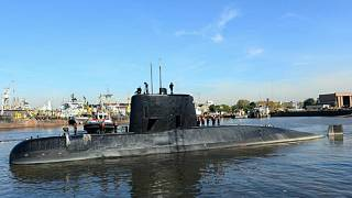 missing submarine