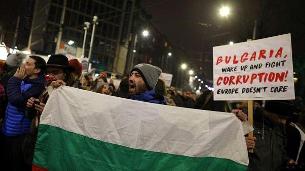 Ant-Korruptionsproteste in Bulgarien