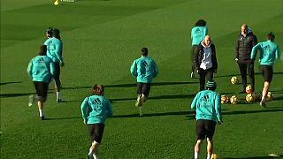 Zinédine Zidane confía en la 'recuperación deportiva' del Real Madrid