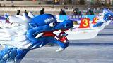 Cina: i draghi del ghiaccio