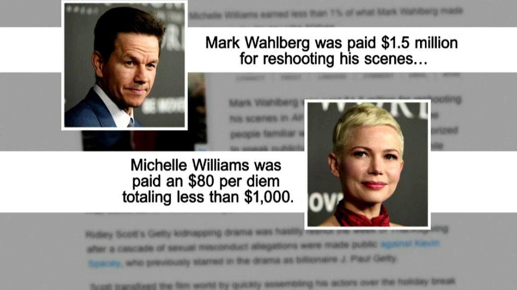 Hollywood'da maaş eşitsizliği skandalı