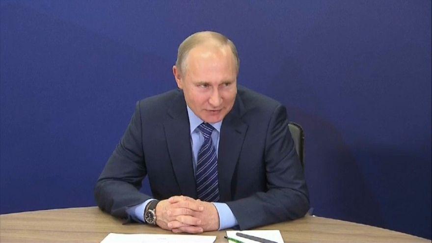 Putin desmiente la interferencia rusa en Europa