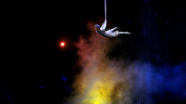 The Cirque du Soleil's acrobatic insects star in the Royal Albert Hall
