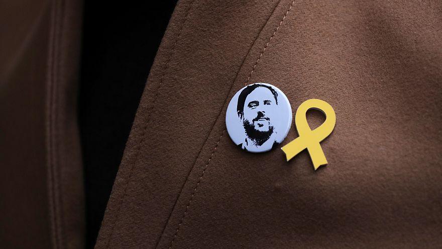 Tribunal impede deputados presos de votarem no parlamento da Catalunha