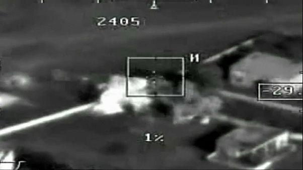 Siria: i russi individuano e annientano base terroristica