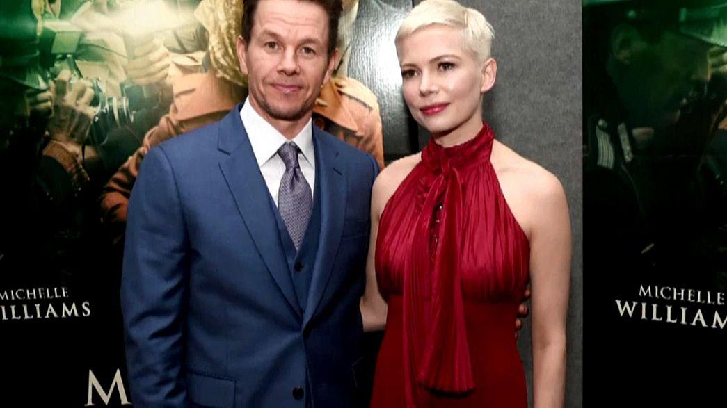 Diferenças salariais entre Mark Whalberg e Michelle Williams causam polémica