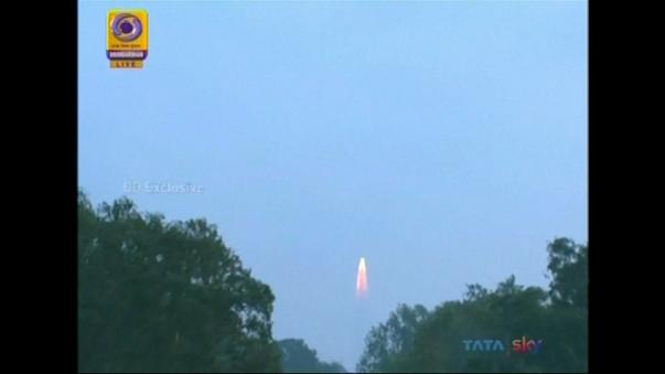 India, in orbita il centesimo satellite