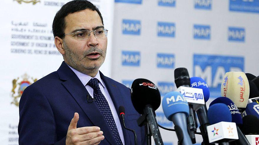 مصطفى الخلفي، المتحدث باسم الحكومة المغربية