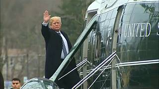 Trump adia sanções contra o Irão