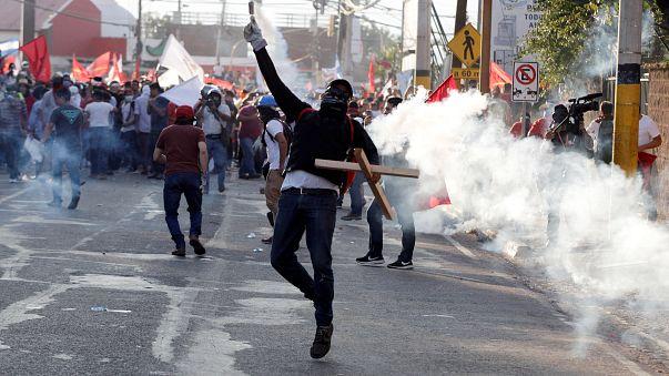 Le Honduras sous haute tension