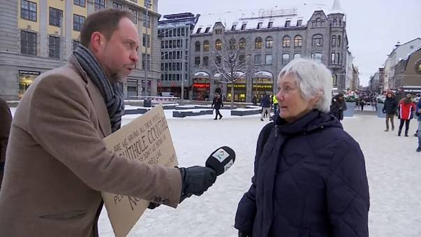 Norwegians say: 'No thanks, Mr President!' to immigration welcome