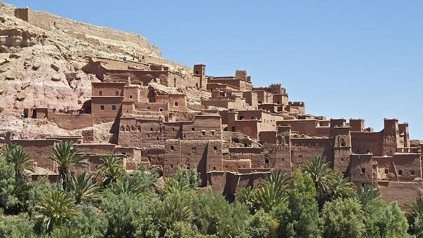 Urban Tourism Film City Morocco Kasbah La Kasbah