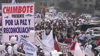 Διχάζει το Περού η υπόθεση Φουτζιμόρι