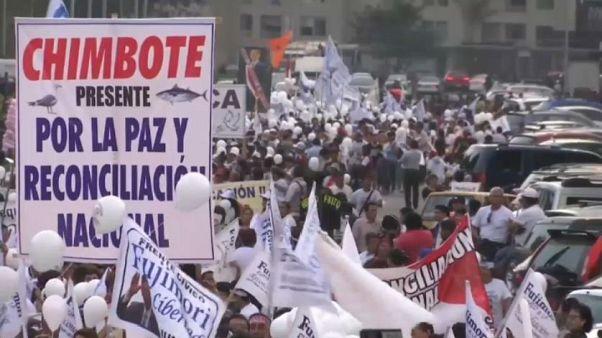 Perù, la controversa grazia e Fujimori