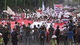"""""""Марш за мир"""" в Лиме"""